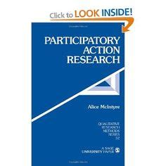 Participatory action research dissertation